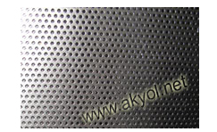 small hole perforated metal sheet